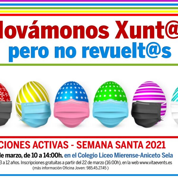 MOVAMONOS XUNT@S SEMANA SANTA 2021