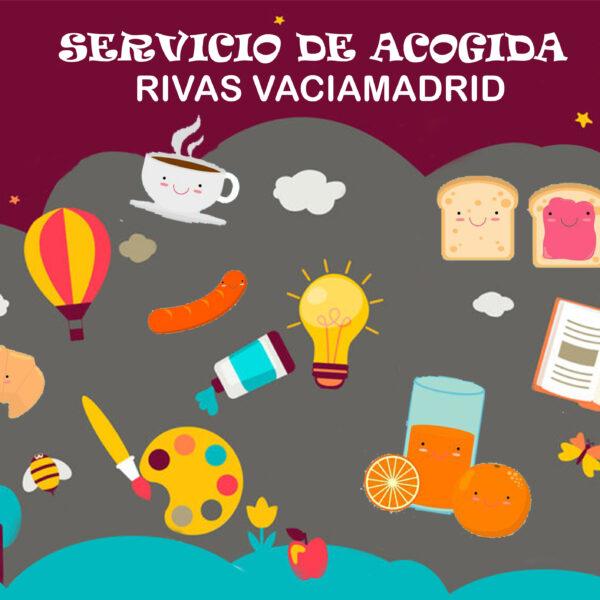 SERVICIO ACOGIDA RIVAS VACIAMADRID