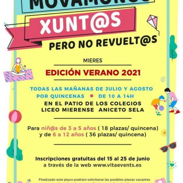 MOVAMONOS XUNT@S VERANO 2021