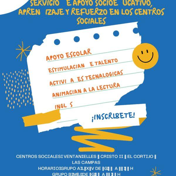 PROGRAMA DE APOYO, REFUERZO E INNOVACIÓN EDUCATIVA AYUNTAMIENTO DE OVIEDO